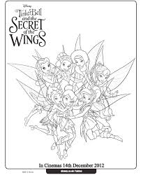Small Picture Pixie Hollow Fairy Coloring Pages Printable Coloring Pages