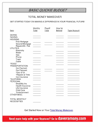 samples experience resumes project project manager cover letter dave ramsey budget template