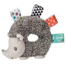 Taggies Heather Hedgehog Baby Rattle : Baby - Amazon.com