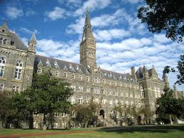 how to write the georgetown application essays