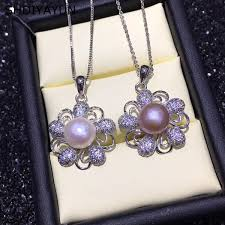 <b>2019 SHDIYAYUN 2019</b> Big Flower Choker Necklace Natural Pearl ...
