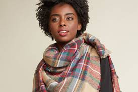 11 Tips for How to Wear and Tie a Blanket Scarf | Real <b>Simple</b> | Real ...