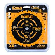 Купить <b>DEWALT</b> DT10302 <b>пильный диск</b>, (184 x 16 мм). Цена на ...