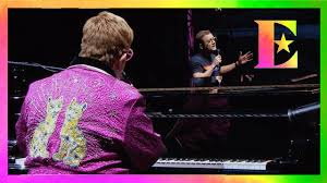 <b>Elton John</b> & Taron Egerton – Your Song (Brighton & Hove 2019 ...