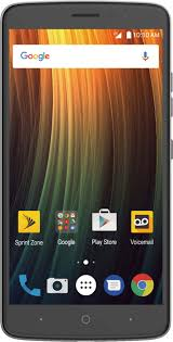 ZTE Max XL 16GB Gray (Sprint) ZTE9560KIT - Best Buy
