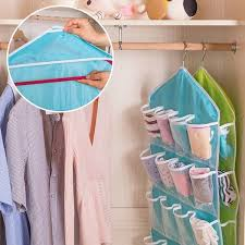 Buy Multifunction 16 Pockets Socks Shoe Toy Underwear Sorting ...