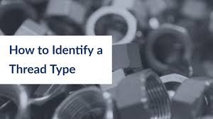 How to Identify a <b>Thread</b> Type | NPT | PT | <b>BSP</b> | Trimantec - YouTube