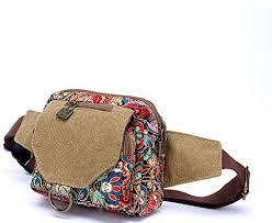 <b>Black Butterfly Original</b> Bohemian Women Waist Pack Pocket Purse ...