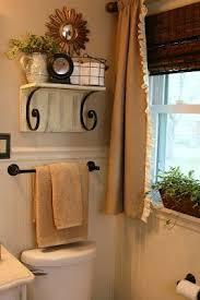 decorations small bathroom