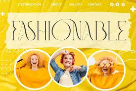 <b>Fashionable</b> – Elegant Serif <b>Font</b> - Befonts.com