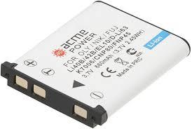 Купить <b>аккумулятор</b> для фотоаппарата <b>AcmePower AP</b>-<b>LI</b>-40B/<b>42B</b>