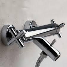 Двухрычажный смеситель для ванны, Двухрычажный смеситель ...