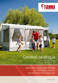 General Catalogue - Fiamma 2019 EN by Makemedia Studios S.a.s. ...