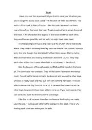 Literary analysis essay example the yellow wallpaper   reportd        SenatorFlake com