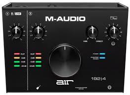 <b>M</b>-<b>AUDIO AIR</b> 192 | 6 USB купить в музыкальном магазине ...