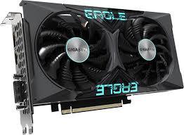 <b>Видеокарта GIGABYTE GeForce GTX</b> 1650 D6 Eagle OC ...