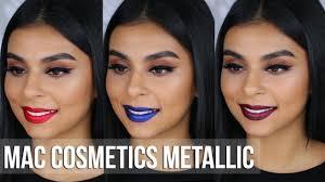 <b>MAC</b> Cosmetics Retro Matte Liquid Metallic Lipcolour Swatches ...