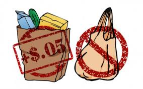 Image result for Plastic bag fee in maine