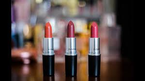 [New <b>Mac</b> Spring 2019] <b>MAC</b> Art Library Matte Lipstick Review ...