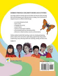 hobbies through children s books and activities through hobbies through children s books and activities through children s literature nancy a jurenka 9781563087738 amazon com books