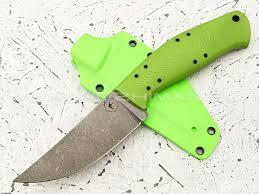 Apus Knives <b>нож Thorn сталь</b> K110, рукоять G10 green - купить в ...