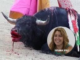 Resultado de imagen de FOTO DE SUSANA DIAZ LLORANDO