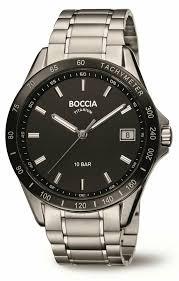 <b>Наручные часы Boccia</b> 3597-02 Herrenuhr Titan