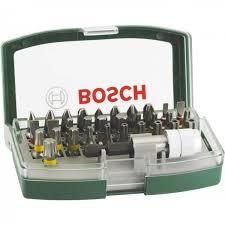 ≡ <b>Набор бит Bosch 32шт</b>. – купить в Киеве | цены и отзывы