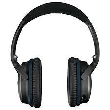 Detroit Web Shop   Bose QuietComfort    Acoustic Noise Cancelling headphones   Apple devices  Black   Wired