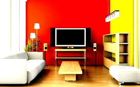 warm bedroom colors red wall