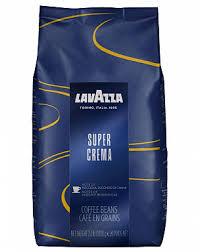 Купить <b>Кофе</b> в зернах <b>Lavazza Super</b> Crema, 1 кг по цене 1 500 р ...