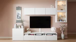 Cтенки в гостиную <b>БЕСТО</b> - Модульная мебель в зал - <b>IKEA</b>