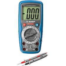 <b>Мультиметр</b> цифровой <b>ЗУБР PRO</b>-<b>815</b>-<b>T</b> 59815-T карманный ...