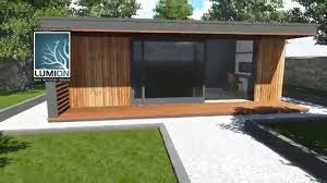 sketchup 8 drawing of home office garden room sip building youtube build garden office kit