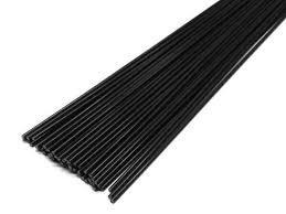 <b>grey</b> 4mm HDPE <b>Plastic</b> welding rods <b>30 pcs</b> /triangle/ PEHD ...