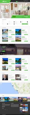 best real estate wordpress themes  oikia
