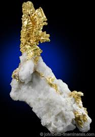 <b>Gold</b>: The mineral native <b>Gold</b> information and pictures