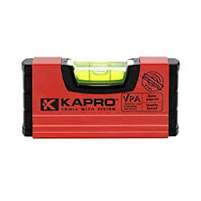"Kapro 246-D <b>Pocket Handy Level</b>, 4"" Length: Amazon.com ..."