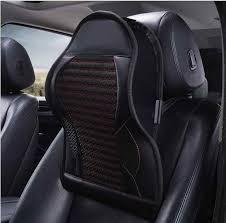 <b>1 pcs Space Cotton</b> Breathable Car Headrest Seat Head Neck Rest ...