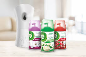 С <b>Air Wick Freshmatic</b>
