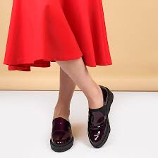<b>Туфли Wonders</b> A7104 gloss bordo – Испания, бордового цвета ...
