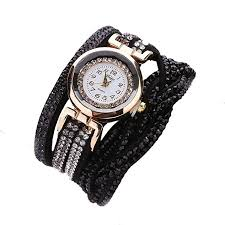 Yaida    Duoya Brand Watches Women Luxury Crystal ... - Amazon.com