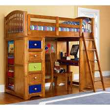 space saver loft bed furniture twin beds with desk bedroom interior awesome teak wood unfinished mezzanine bunk bed office space