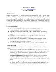 sample counseling resume objectives school counselor resume career advisor resume