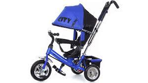 Сборка детского трехколесного <b>велосипеда</b> Trike City JW7 S ...