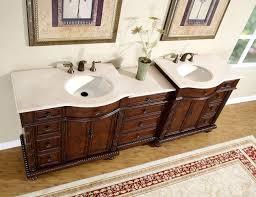 bathroom place vanity contemporary: double sink bathroom vanity ebay   double sink bathroom vanity ebay