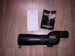 Обзор от покупателя на <b>Зрительная труба Veber</b> Pioneer 15-45 ...