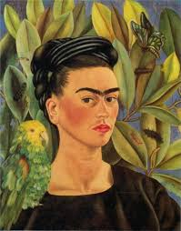 how john berger changed our way of seeing art self portrait frida kahlo cc by sa