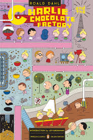 com charlie and the chocolate factory penguin classics com charlie and the chocolate factory penguin classics deluxe edition 9780143106333 roald dahl joseph schindelman ivan brunetti