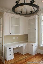nice custom built ins for officecraft room built in home office ideas
